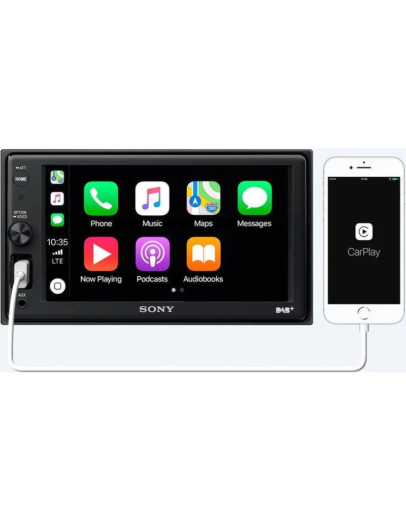 sony Sony Visual 6Inch DAB BT CarPlay AndroidAuto koopjeshoek