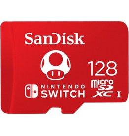 Sandisk SanDisk microSDXC Extreme 128GB (U3/UHS-I/Cl.10/R100/W90) for Nintendo Switch