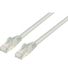 IIGLO Netwerkkabel FTP CAT 5e  0,25 m grijs