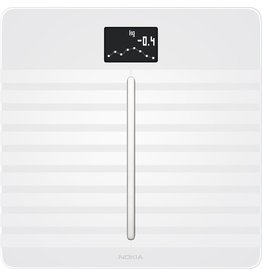 Withings Withings/Nokia Body Cardio Smart - Personenweegschaal - Wit