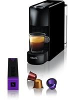 Krups Krups Nespresso Essenza Mini XN1108 - Koffiecupmachine - Zwart koopjeshoek
