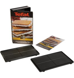 Tefal Tefal XA8005 Snack Collection - Wafelplaten