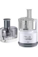 Braun Braun FP 5160 WH IdentityCollection - Foodprocessor - Wit