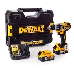 DeWALT DeWalt DCD785M2 2x 4,0 Ah accu-slagmoersleutel