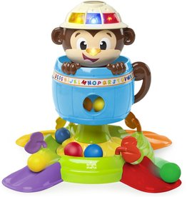 Bright Bright Starts Hide 'n Spin Monkey