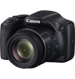 Canon Canon PowerShot SX530 HS - Zwart koopjeshoek