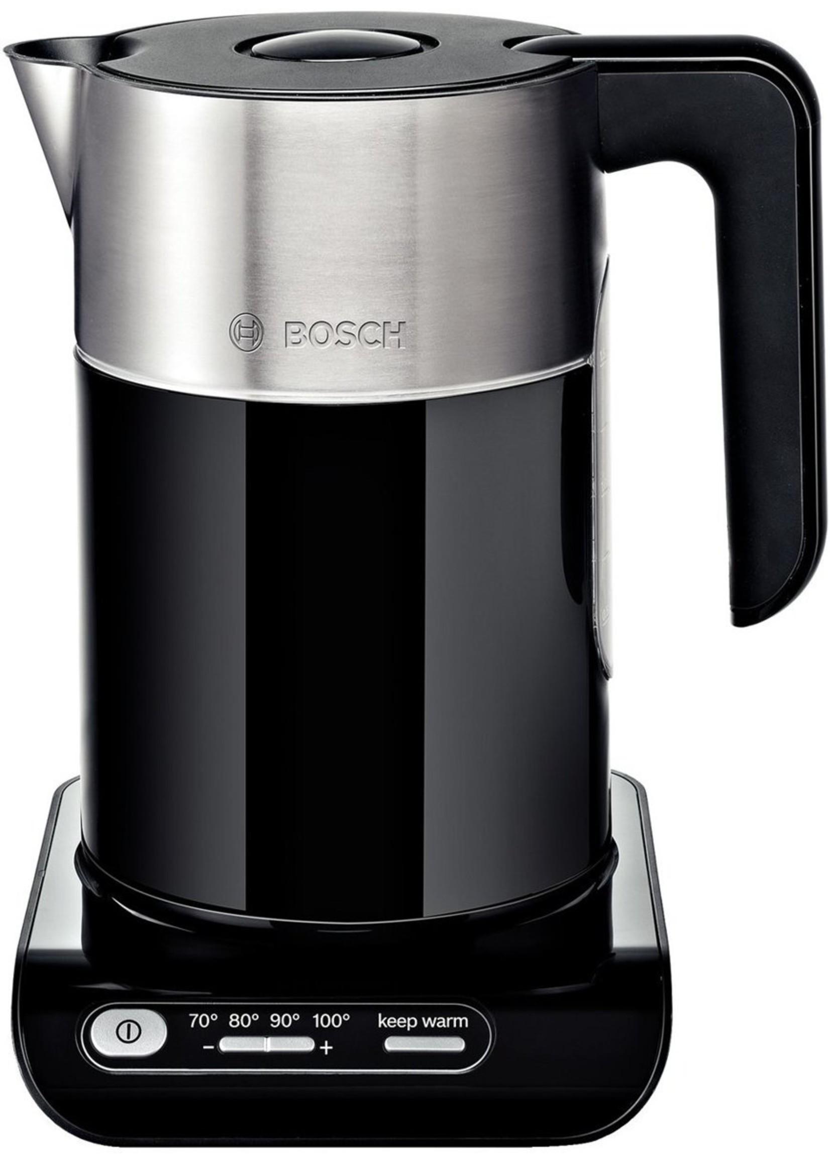 Bosch Bosch Waterkoker TWK8613 - Zwart koopjeshoek