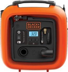 Black & Decker BLACK DECKER ASI400 Compressor - 12V - 160 PSI - 11 Bar koopjeshoek