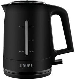 Krups Krups BW2448 - Waterkoker - 1,6L - Zwart koopjeshoek