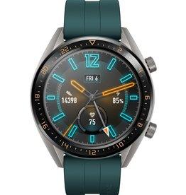 Huawei Huawei Watch GT Active - Smartwatch - Donkergroen koopjeshoek