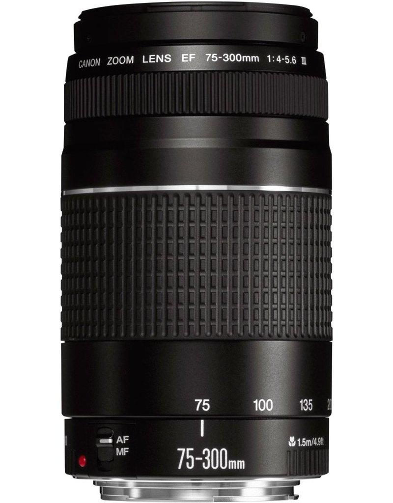 Canon Canon EF 75-300mm f/4-5.6 III USM koopjeshoek