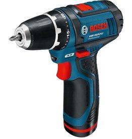 Bosch Bosch GSR 10,8-2-LI Accu-schroefboormachine 10,8 Volt 2.0Ah Professional koopjeshoek