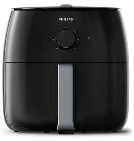 Philips Philips Viva Airfryer XXL HD9630/90 - Hetelucht friteuse - Zwart koopjeshoek