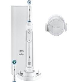 Oral B Oral-B Genius 10100S Elektrische Tandenborstel Wit Powered By Braun
