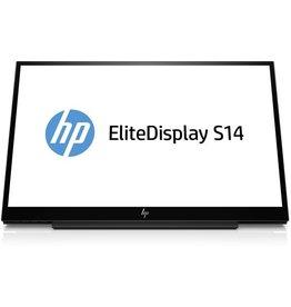 HP HP EliteDisplay S14 14'' Full HD LED computer monitor- koopjeshoek