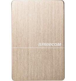 Freecom Freecom mHDD Slim externe harde schijf 2000 GB Goud koopjeshoek