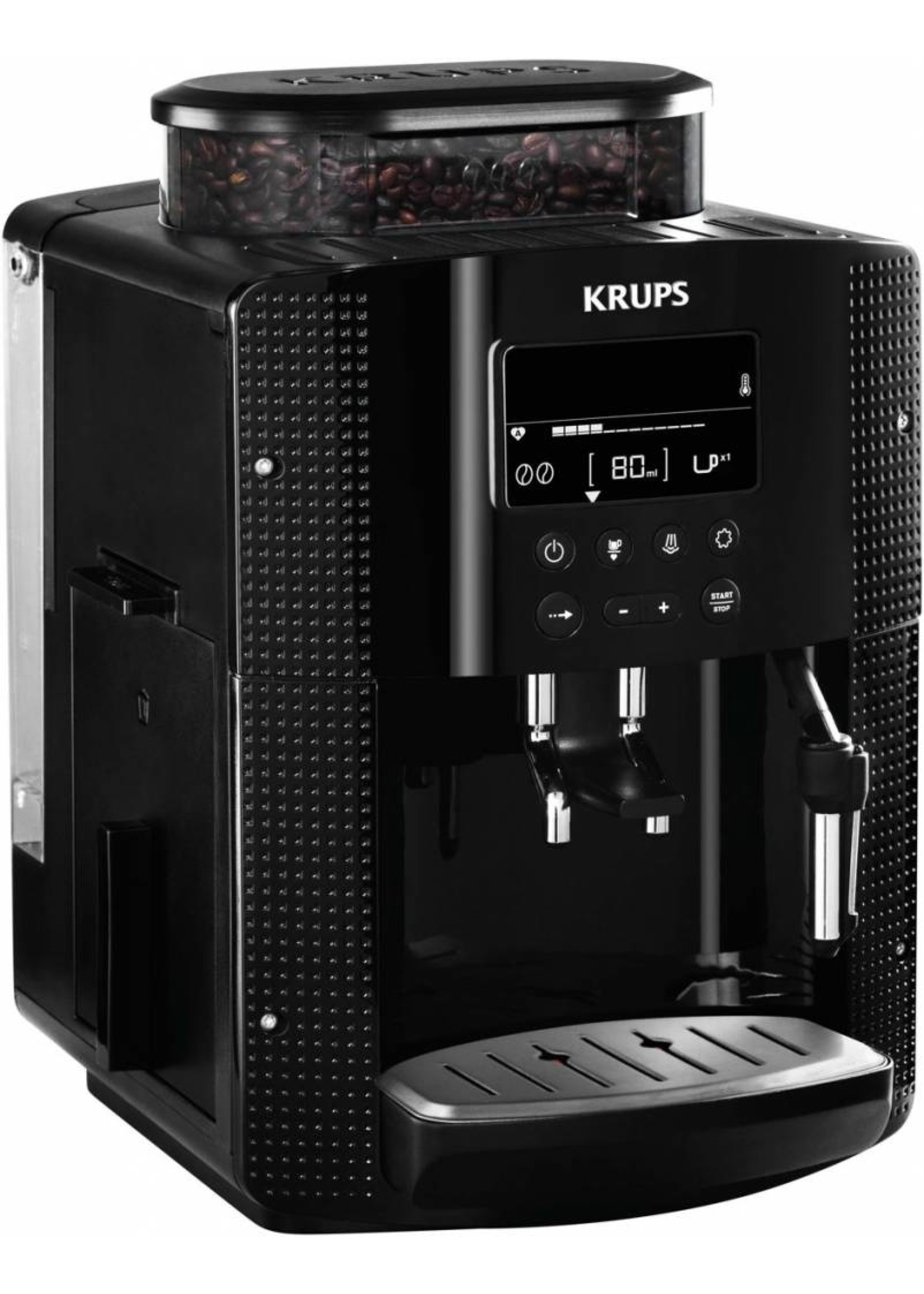 Krups Krups EA8150 Espressomachine Zwart