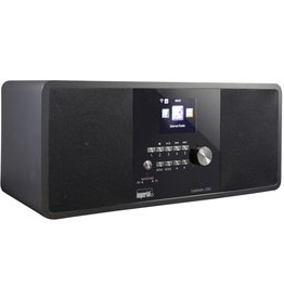 Imperial Imperial DABMAN i250 Internet Digitaal Zwart radio