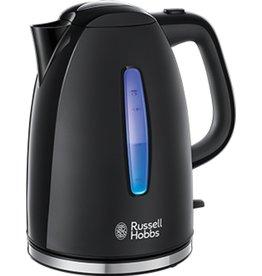 Russell Hobbs Russell Hobbs Textures Plus  22591-70 - Waterkoker - Zwart