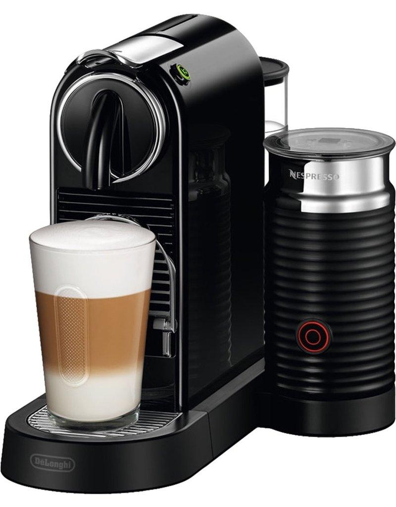 De'Longhi Nespresso De'Longhi Citiz - Zwart koopjeshoek