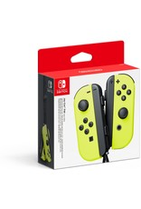 Nintendo Joy-Con Controller Pair (Neon Yellow) Nintendo Switch koopjeshoek