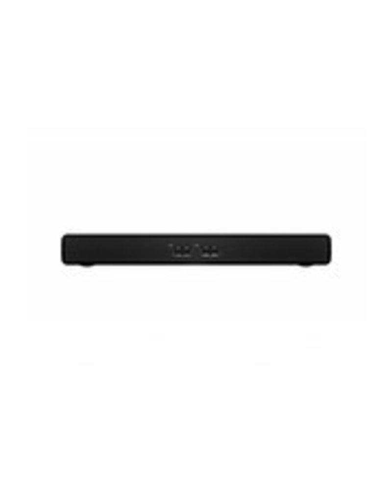 HP HP 3005pr USB3 port replicator USB 3.0 (3.1 Gen 1) type-A zwart-koopjeshoek