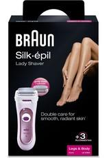 Braun Braun Silk-épil - Ladyshave - Roze koopjeshoek