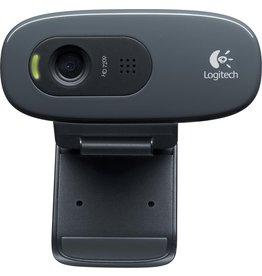 Logitech Logitech C270 webcam 3 MP 1280 x 720 Pixels USB 2.0 Zwart