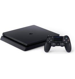 Sony Sony PlayStation 4 Slim Console - 500 GB   Dualshock 4 Controller PS4