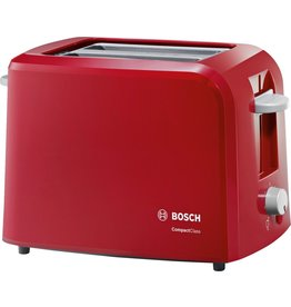 Bosch Bosch TAT3A014 CompactClass Compact - Broodrooster - Rood