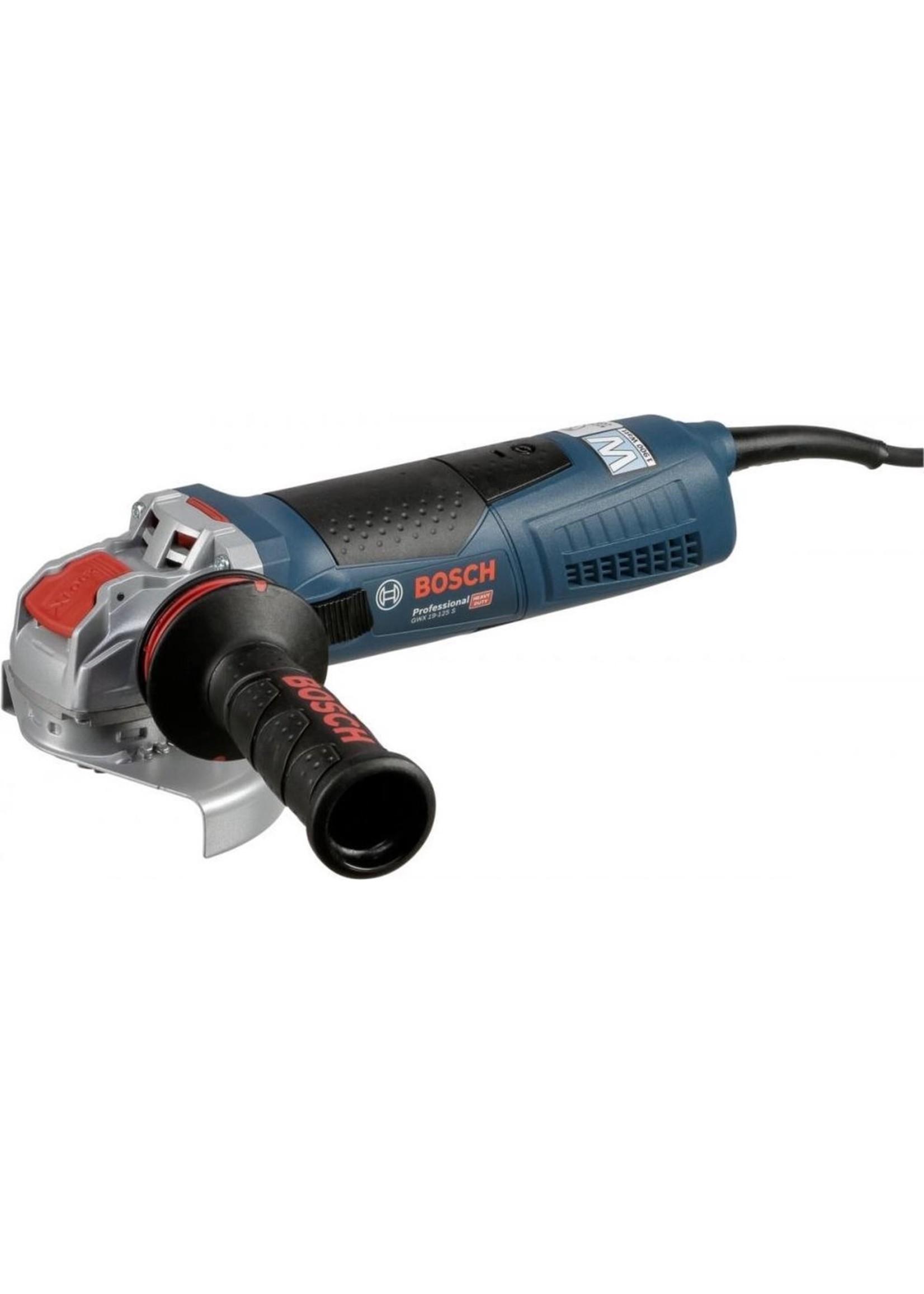 Bosch Bosch GWX 19-125 S Professional haakse slijpmachine