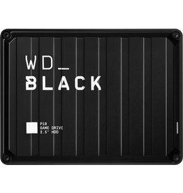 WD Black WD black P10 game drive - externe harde schijf - 4 TB