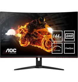 AOC AOC CQ32G1- Curved QHD VA Gaming Monitor (144 Hz)