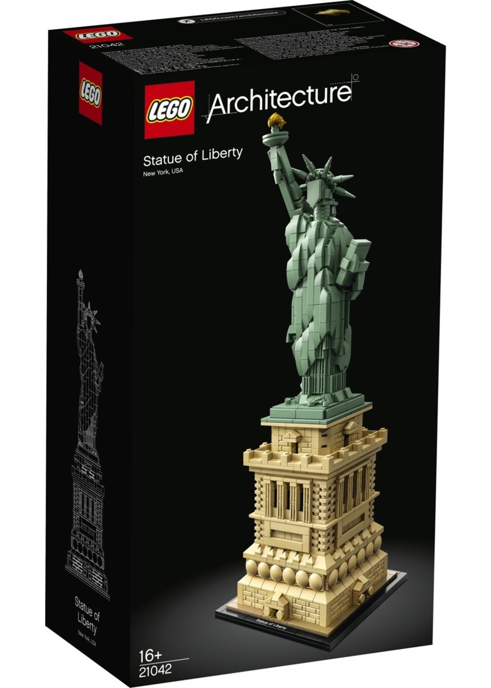 Lego LEGO Architecture Vrijheidsbeeld - 21042