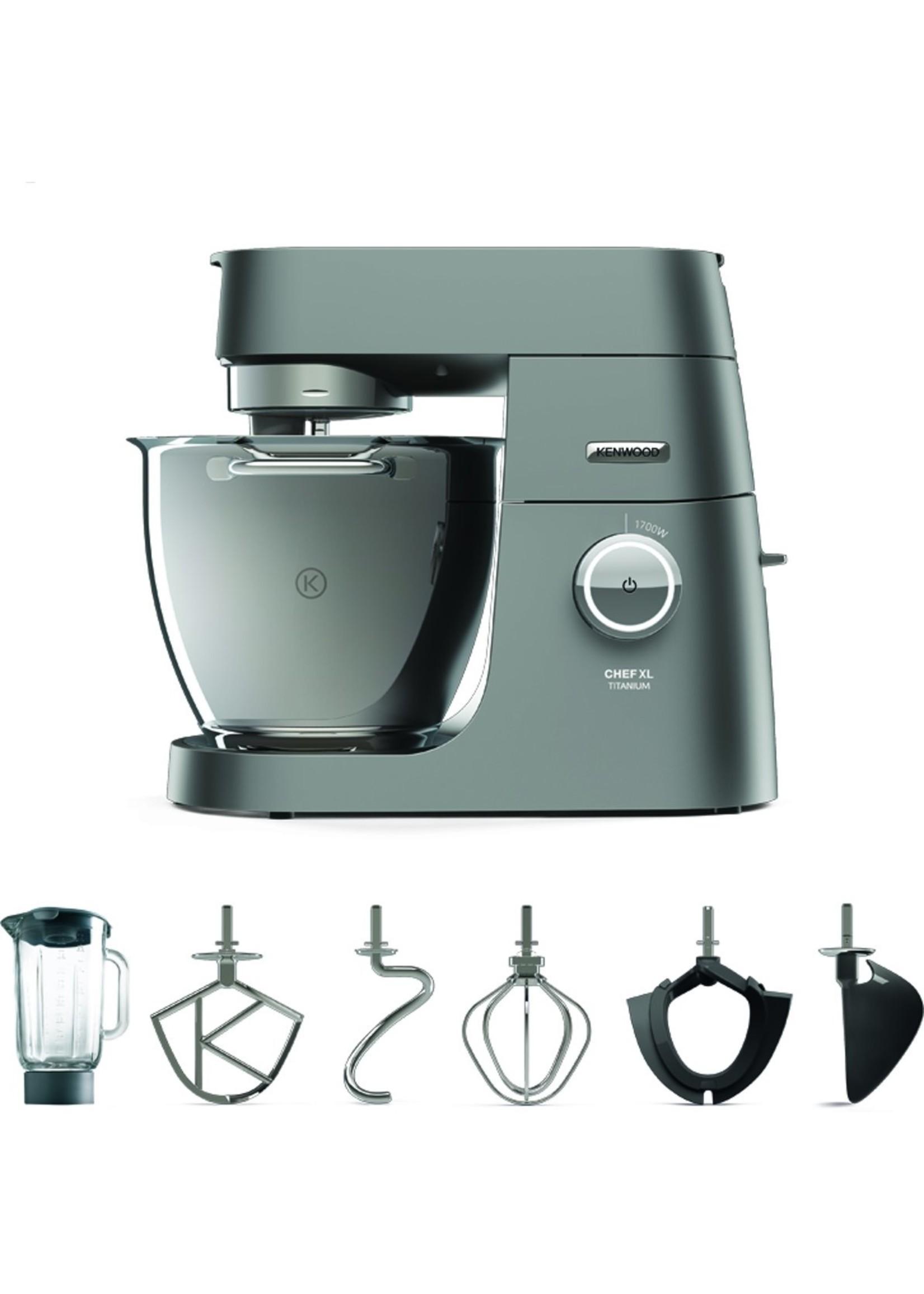Kenwood Kenwood Titanium KVL8320S Zilver keukenmachine