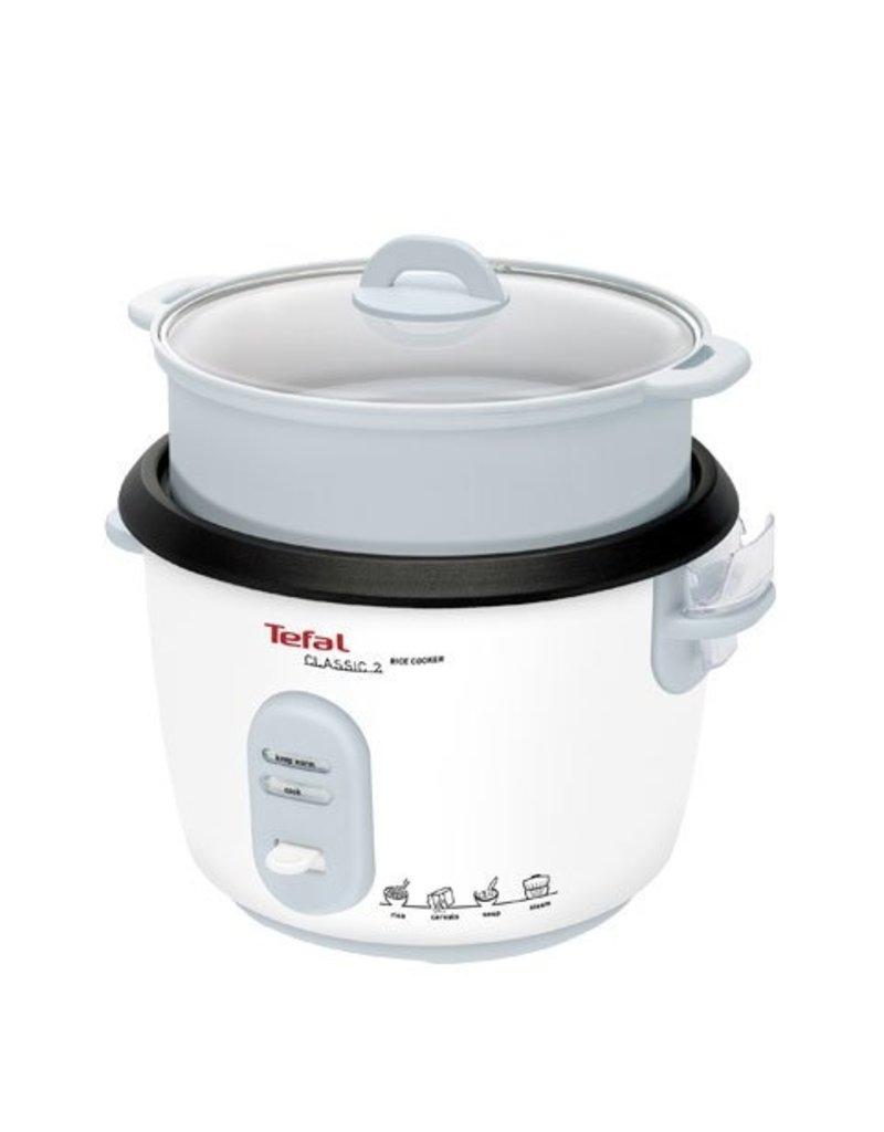 Tefal Tefal RK101 1.8l 700W Wit rijstkoker