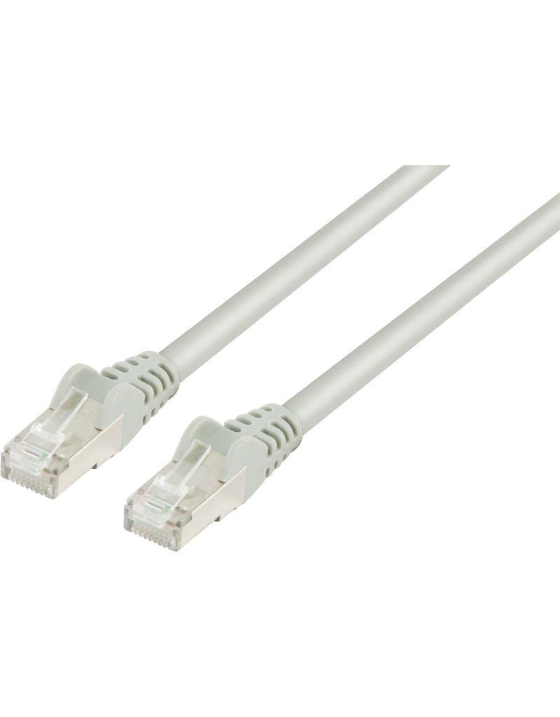 IIGLO FTP CAT 5e netwerk kabel 0,25 m grijs