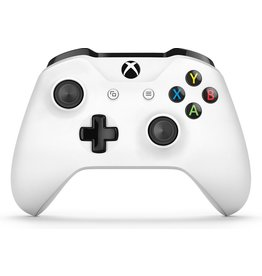 Microsoft Microsoft Xbox One S - Official Wireless controller - White
