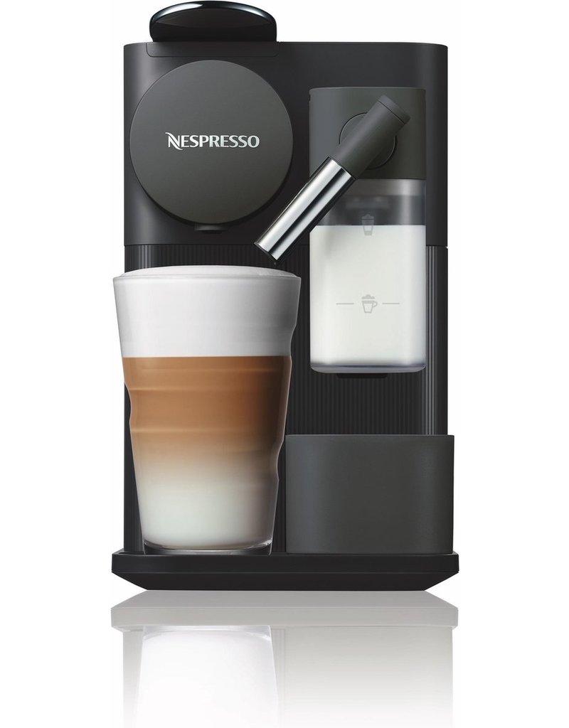 Nespresso De'Longhi Nespresso Lattissima One - Koffiecupmachine - zwart