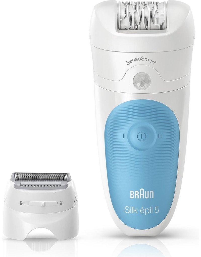 Braun Braun Silk-épil SensoSmart 5-890 - Epileerapparaat