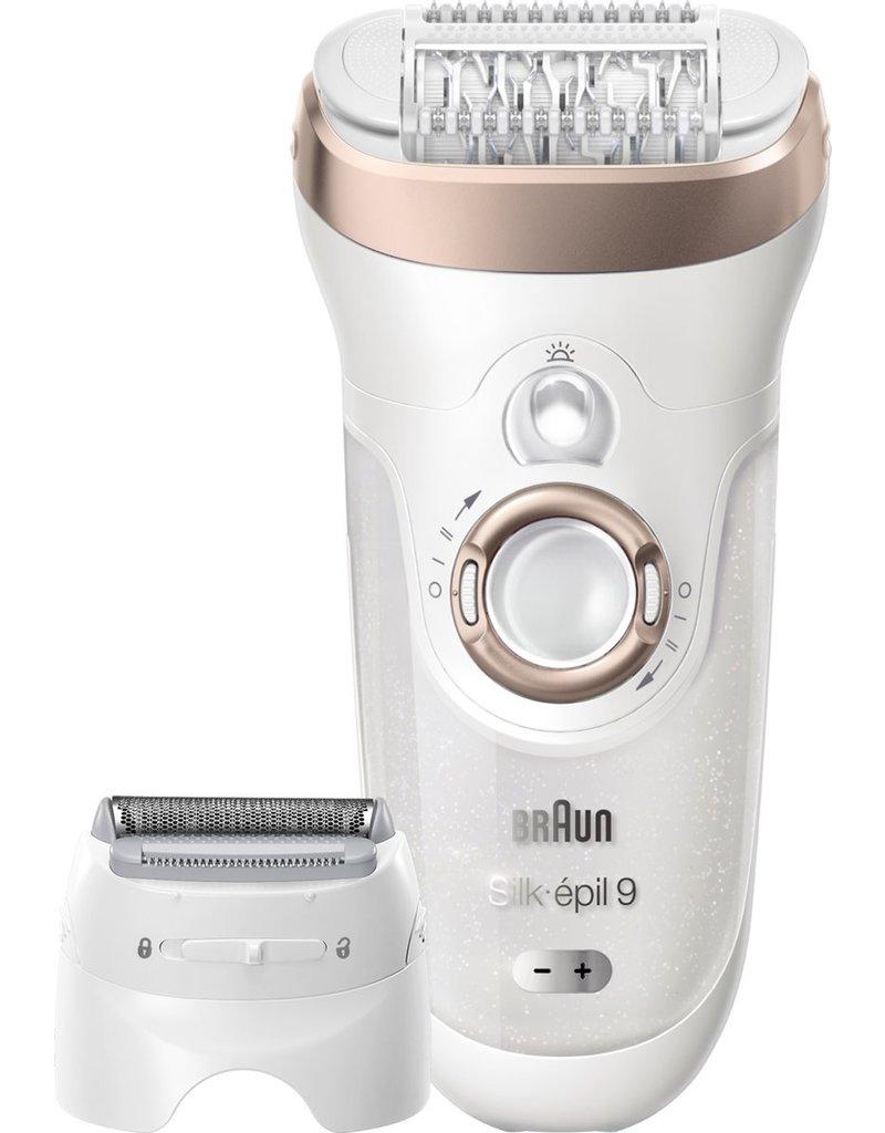 Braun Braun Silk-épil 9 - Epileerapparaat - Wit