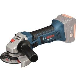 Bosch Bosch Professional GWS 18-125 V-LI Accu haakse slijper - 18 V - Zonder accu en lader - Met L-BOXX koopjeshoek