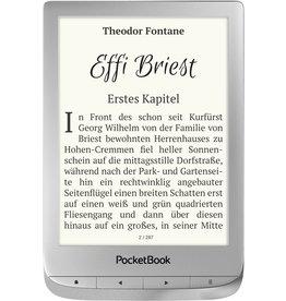 Pocketbook Pocketbook Touch Lux 4 zilver koopjeshoek