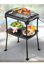 Unold Unold Uno 58550 Black Rack Elektrische Barbecue