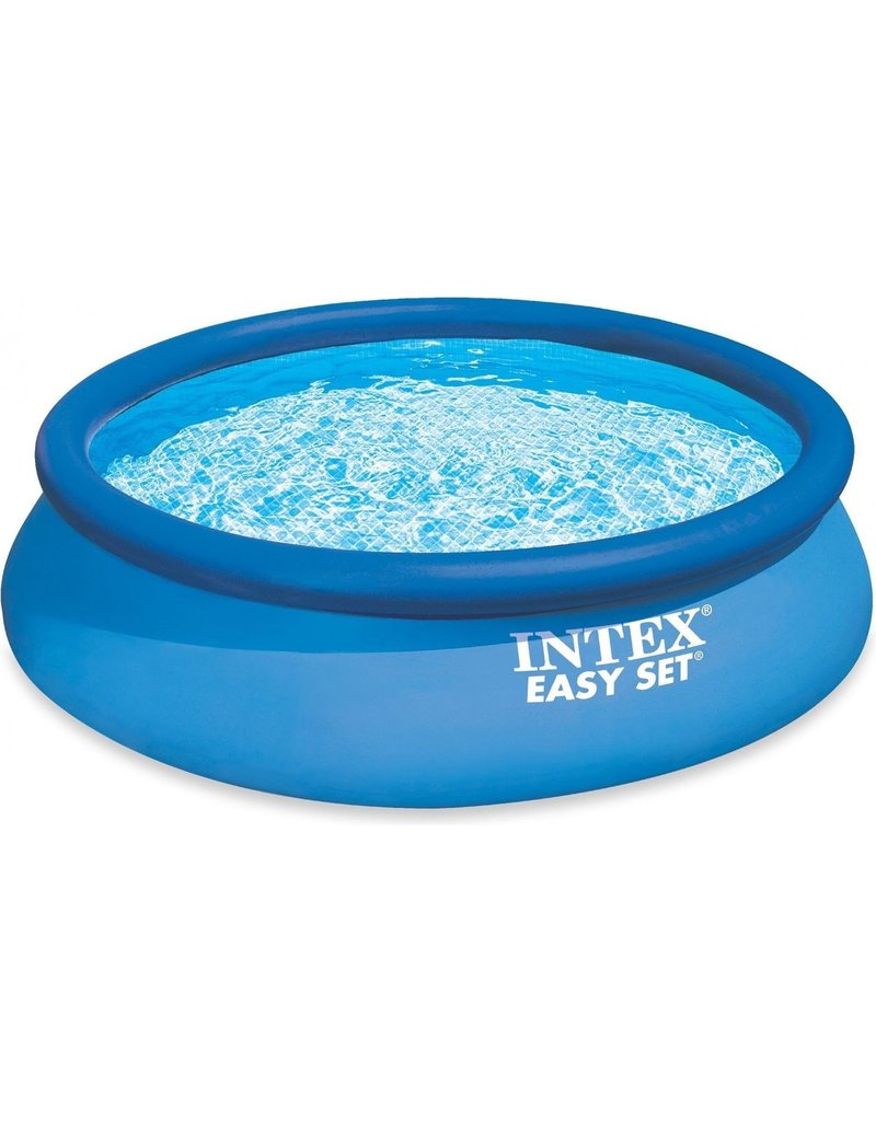 Intex Opblaaszwembad Easy Set Pool 366 X 76 Cm Blauw