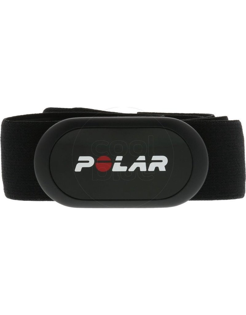 Polar Polar H10 Borst Dual Bluetooth Zwart hartslag monitor koopjeshoek