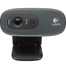 Logitech Logitech C270 - HD Webcam koopjeshoek