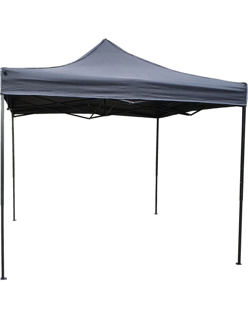 Garden Royal Garden Royal Easy Up Partytent 3x3 donker grijs koopjeshoek