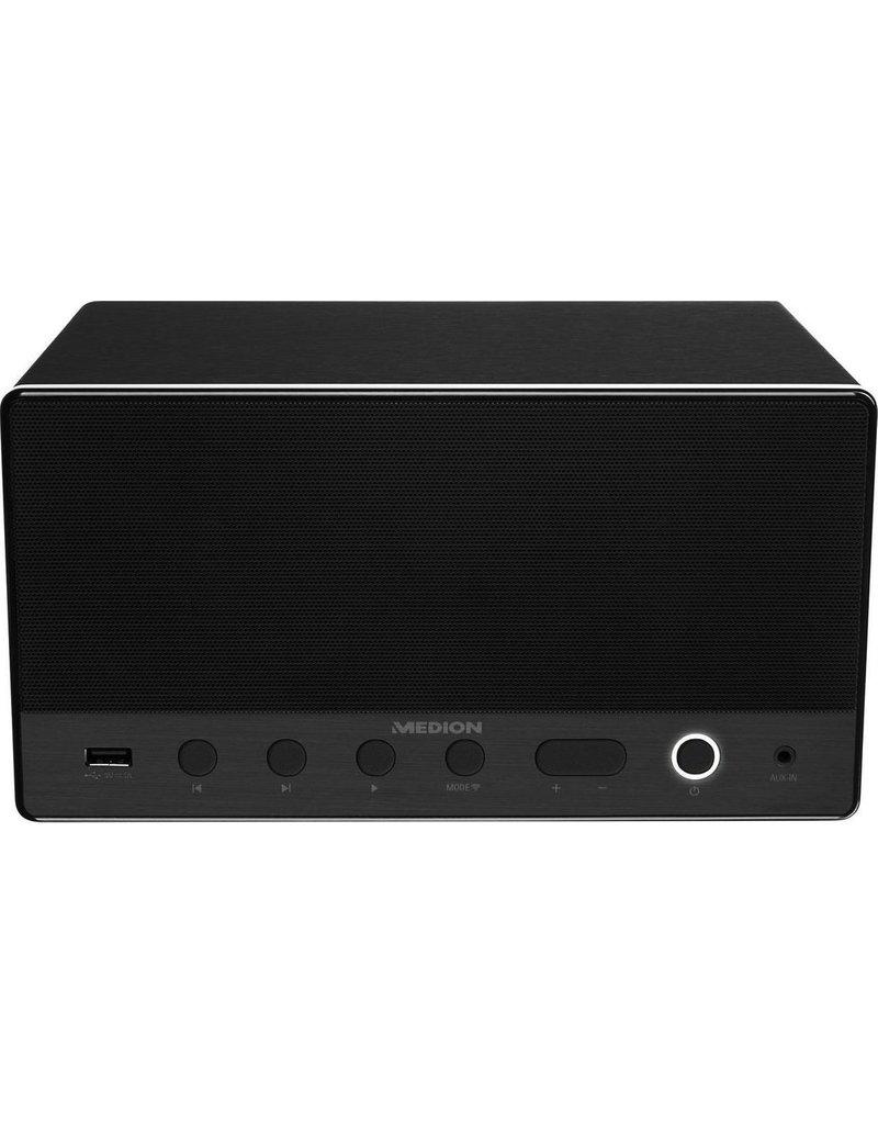 MEDION MEDION Life P61071 digital audio streamer Zwart koopjeshoek
