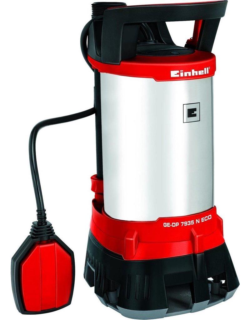 Einhell EINHELL Vuilwaterpomp GE-DP 7935 N ECO - 790 W - 20.000 l/h - RVS-behuizing